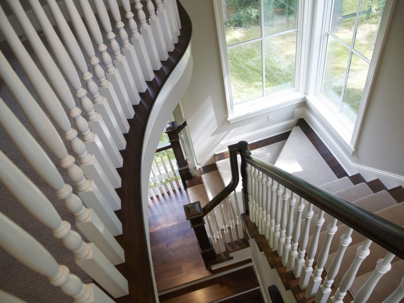 Wood-joinery-staircase