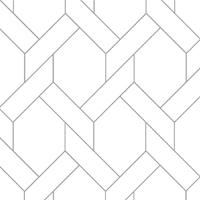 Mansion weave floor pattern