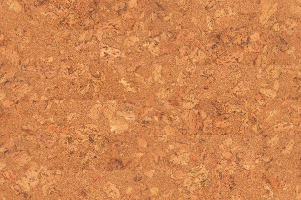 Mullion cork flooring
